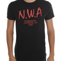 N.W.A Established T-Shirt