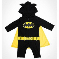 Batman Caped Romper - Spencer's