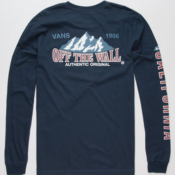VANS Classic Summit Mens T-Shirt | L/S + Baseball Tees