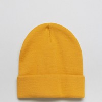 ASOS Turn Up Beanie at asos.com