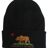 California Boyfriend Beanie | Shop Junior Clothing at Wet Seal
