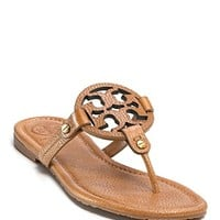 Tory Burch Thong Sandals - Miller | Bloomingdale's