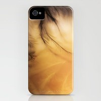 floating feathers iPhone Case by Sylvia Cook Photography   Society6
