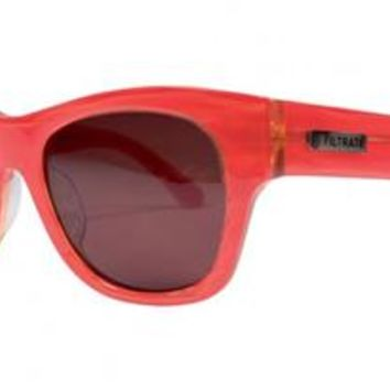 Filtrate Newbury Sunglasses Online - Marble Red Gloss / Grey - Handmade Collection - Free USA Shipping