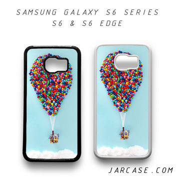 up up up Phone case for samsung galaxy S6 & S6 EDGE