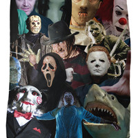 Cinema Killers Fleece Blanket