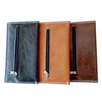 New 1pcs -PU Leather Tobacco Bag Portable Cigarette Rolling Pipe Tobacco Pouch Case Wallet Tip Paper Holder High Quality