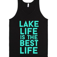 lake life is the best life