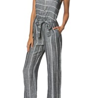 O'Neill Knox Stripe Jumpsuit | Nordstrom