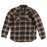 Metal Mulisha Men's Gunner Sherpa Lined Flannel Jacket