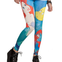 Disney The Little Mermaid Leggings