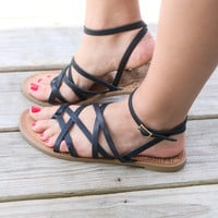 Chinese Laundry Gia Leather Sandals