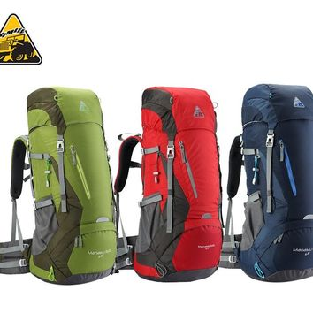 60L Mountaineering Climbing Backpack (3 colors available)
