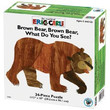 BROWN BEAR, BROWN BEAR, WHAT DO YOU SEE? PUZZLE