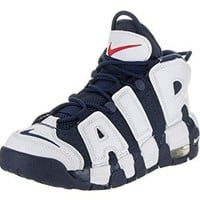 Nike Kids Air More Uptempo (GS) Basketball Shoe
