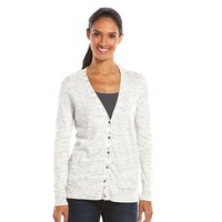 Women's SONOMA Goods for Life Solid Cardigan