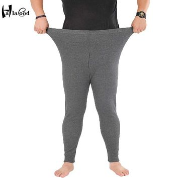 Hot Quality Autumn Winter New Fashion Mr Men's Plus Size Pants Male Long Johns Warm Pant Underwear Extra Large Size Underpants
