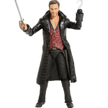Once Upon A Time Hook 6 Inch Action Figure