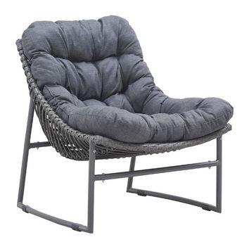 Ingonish Beach Chair Grey