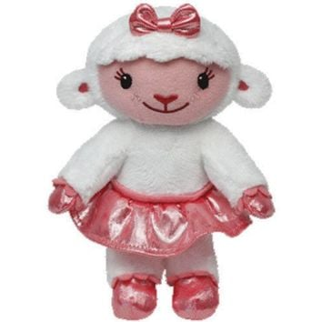"""2018 New Ty Beanie Baby 6"""" Doc McStuffins Friends Plush Lambie Plush Stuffed Dolls Toys Collection Christmas Gift"""
