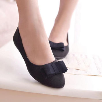 Ballet Flat Shoes zapatos mujer