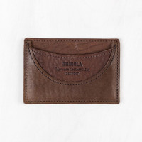 Shinola Card Wallet