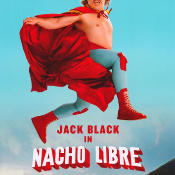 Nacho Libre 11x17 Movie Poster (2006)