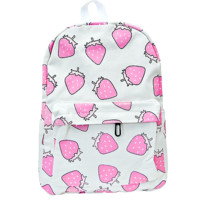 Berry Cute Full-Sized Backpack