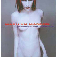 Marilyn Manson Mechanical Animals Poster 11x17