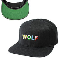 WOLF snapback Odd Future hat Odd Future cap wolf gang tyler THE CREATOR colors