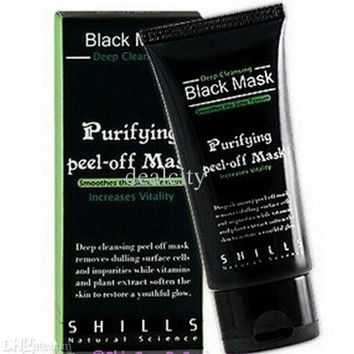Womens Black Head Removal Mask.-Activated Charcoal 50ml tube