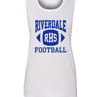 "Riverdale ""RHS Football"" Muscle Tee"