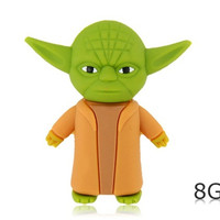 Cute Saucerman Shape 8GB USB Flash Drive