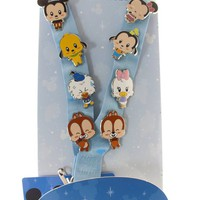 Parks Cute Characters 8 Pin Starter Set