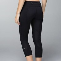 Lululemon Fashion Print Zipper Sport Gym Yoga Tight Pants Trousers Sweatpants