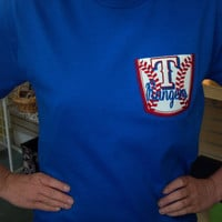 Texas Rangers Pocket T-Shirt