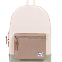 Herschel Supply Co. - Settlement Backpack (Natural/Brindle/Tea)