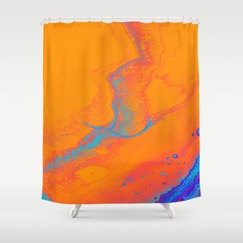 Dare You Shower Curtain by DuckyB