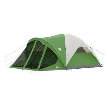 Outdoor Camping Tent Coleman Evanston Screened Canopy Tent Family Cabin Tent