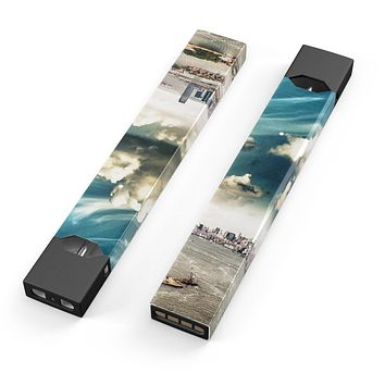 Skin Decal Kit for the Pax JUUL - Drama NYC