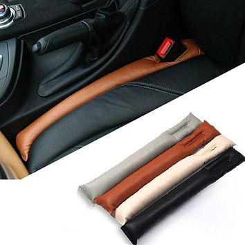 2016 Car Interior Accessories Faux Leather Car Seat Pad Gap Fillers Holster Spacer Filler Padding