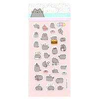 Buy Pusheen The Cat Puffy Stickers at ARTBOX