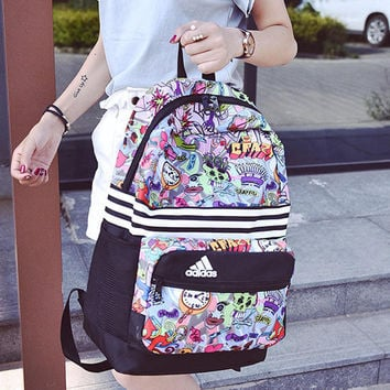 Fashion Style Laptop Backpack Travel Bag