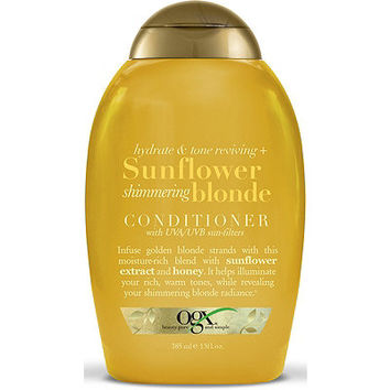 OGX Sunflower Shimmering Blonde Conditioner | Ulta Beauty