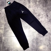 JORDAN Woman Men Fashion Pants Trousers Sweatpants