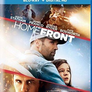 Jason Statham & James Franco & Gary Fleder-Homefront