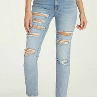 Cheeky High Waisted Jean