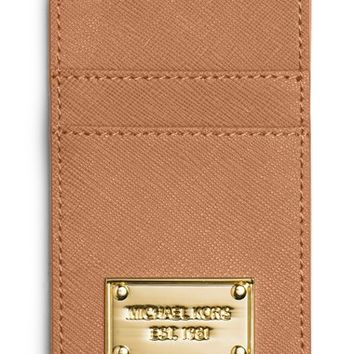 MICHAEL Michael Kors Card Holder iPhone 5 & 5s Case