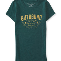 Outbound Aero Graphic T