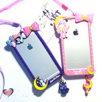 Pink/Purple [Sailor Moon] Iphone 6/Iphone 6 Plus Phone Case CP154280